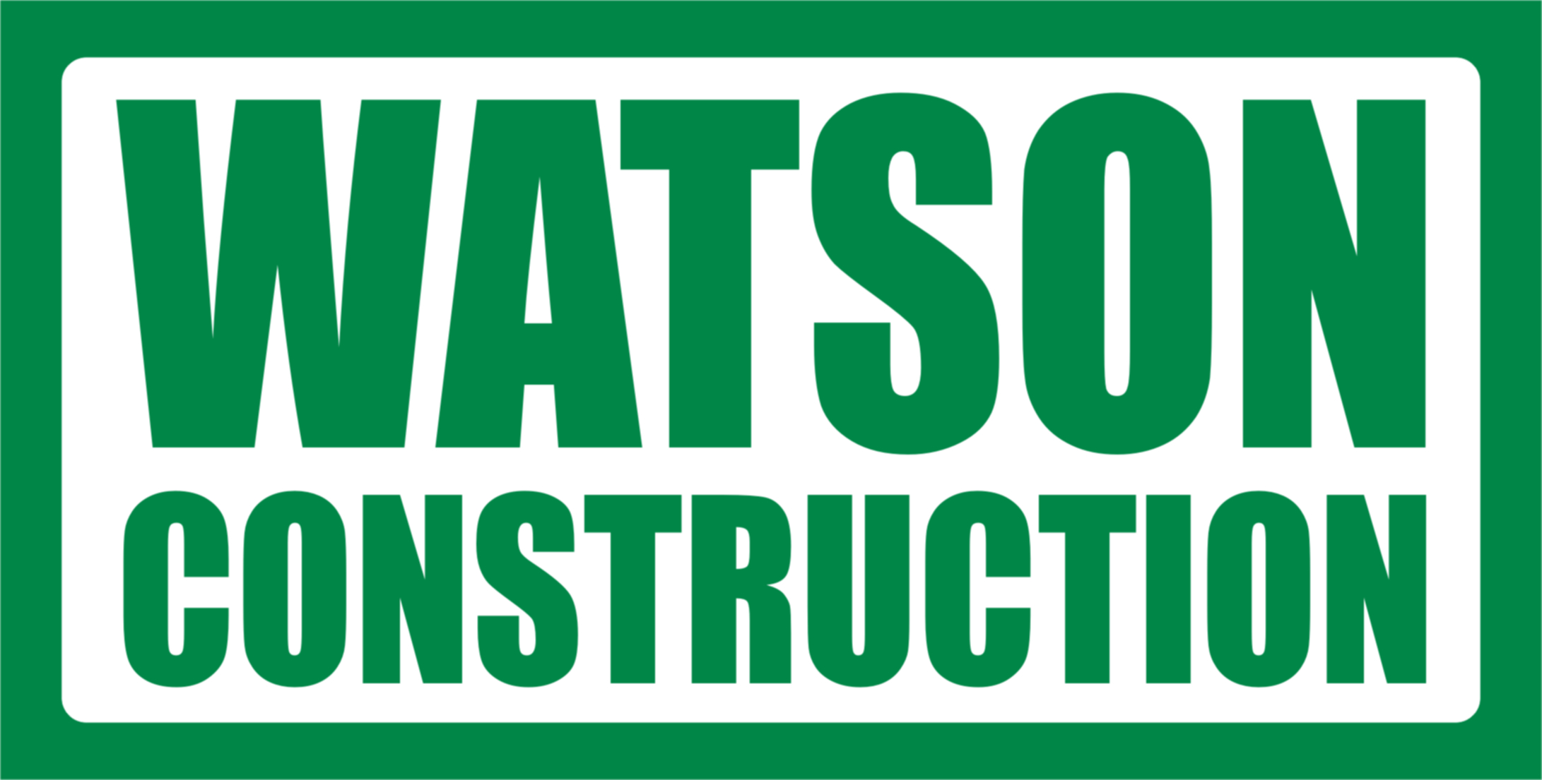 Watson Construction (PTY) LTD